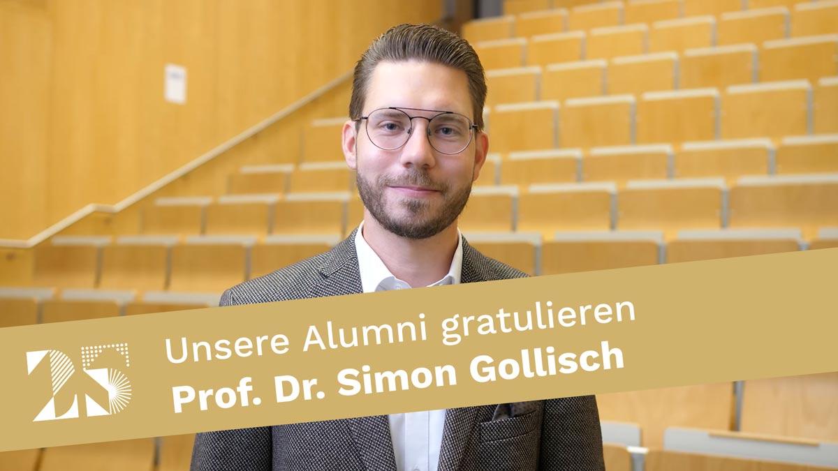 Prof. Dr. Simon Gollisch