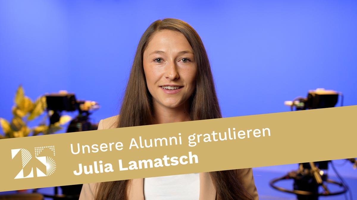 Julia Lamatsch