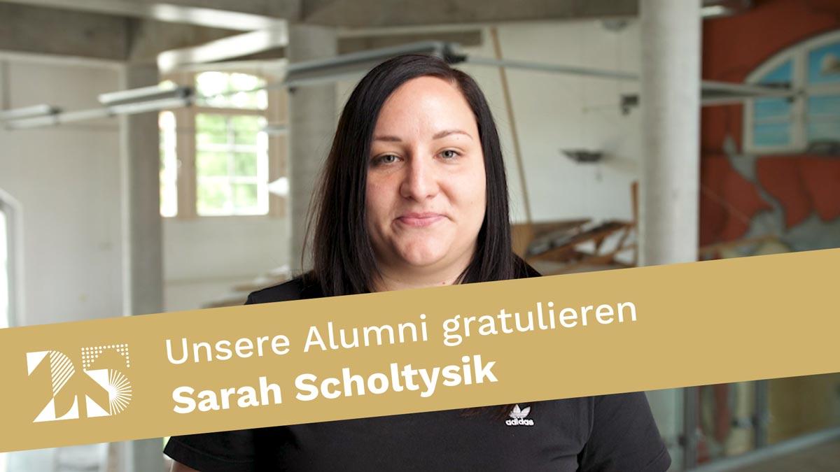 Sarah Scholtysik
